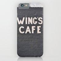 Wings Cafe iPhone 6 Slim Case