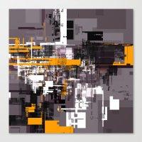 Grid Series Canvas Print