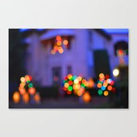 In the Spirit Canvas Print