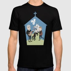 My lovely horse Mens Fitted Tee Black SMALL
