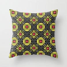 Geometric#8 Throw Pillow