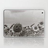 Gloomy day smile Laptop & iPad Skin