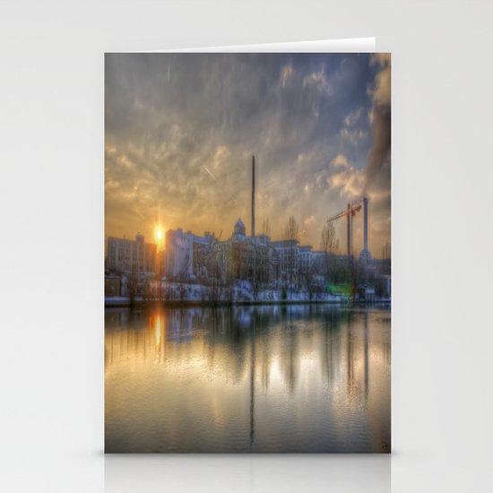 Eisfabrik Berlin Stationery Card