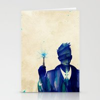 Doctor Who 10th Doctor D… Stationery Cards