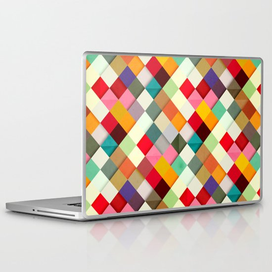 Pass this On Laptop & iPad Skin