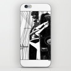 asc 600 - Les lendemains (Tomorrow's Just Another Day) iPhone & iPod Skin