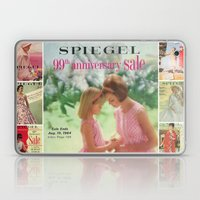 1964 - 99th Anniversary Sale Catalog Cover Laptop & iPad Skin