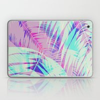 Maui Palm {Pink A} Laptop & iPad Skin