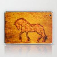 HORSE - Steampunk   Laptop & iPad Skin