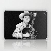 Merle Travis III Laptop & iPad Skin