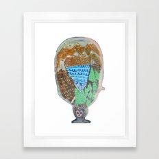 SOUL SAILOR no.1 Framed Art Print