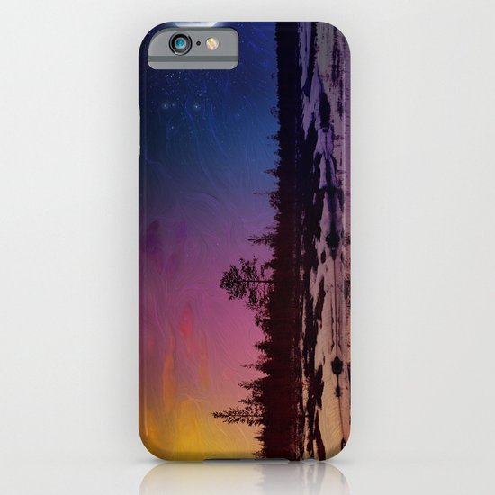 Day And Night - Painting iPhone & iPod Case