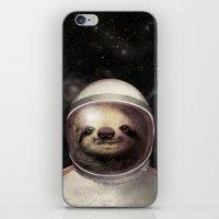 Space Sloth  iPhone & iPod Skin