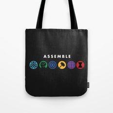 Assemble Tote Bag