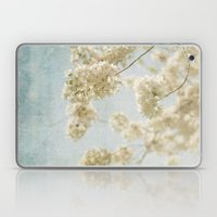Blessings - Cherry Blossoms Laptop & iPad Skin