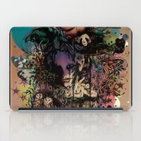Fauna And Flora iPad Case