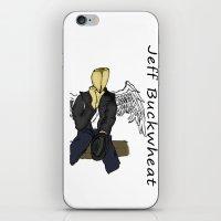 Jeff Buckwheat iPhone & iPod Skin