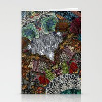 Psychedelic Botanical 13 Stationery Cards