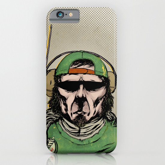 "Bobby ""Boba"" Fetterman iPhone & iPod Case"
