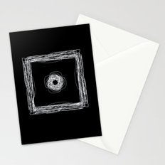 Particle In A Box Invert Stationery Cards