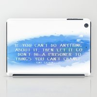 Let Go iPad Case