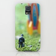 Rocket Man Galaxy S5 Slim Case