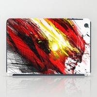 Speed & Velocity iPad Case