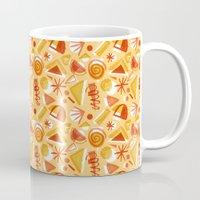 Party Pattern Mug