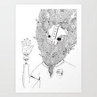 Self Art Print