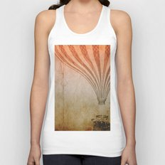 In the Air tonight Unisex Tank Top