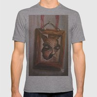 Me Inside Mens Fitted Tee Athletic Grey SMALL