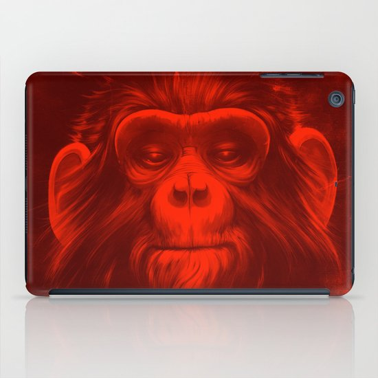 Twelfth Monkey iPad Case
