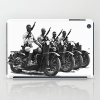 Four Horsemen iPad Case