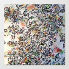 M Train Daydream Canvas Print