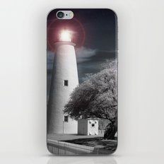 The Night Light iPhone & iPod Skin