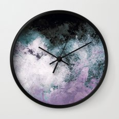 Soaked Chroma Wall Clock