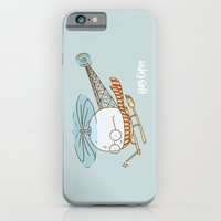 iPhone Cases featuring Harry Copter by ilovedoodle