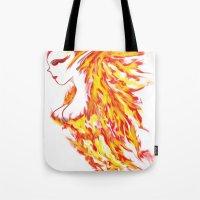Firebeauty Tote Bag