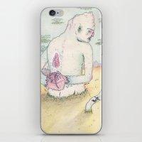 PROBLEMAS CON LAS PALABRAS iPhone & iPod Skin