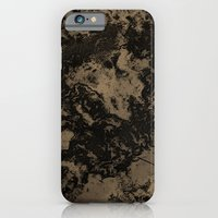 iPhone & iPod Case featuring Galaxy in Taupe by ts55
