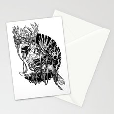 Rudolph Sparrow Stationery Cards
