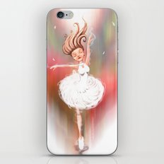 Lost In The Dance iPhone & iPod Skin