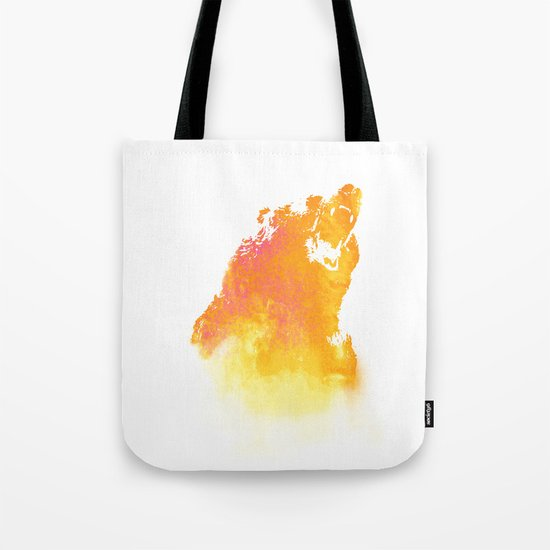 Hear me roar! Tote Bag