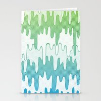 Trippy Drippys Stationery Cards