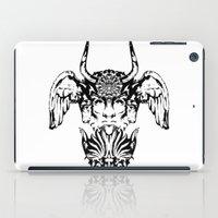 GOD I iPad Case
