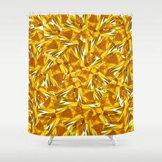 CRYPSIS Shower Curtain