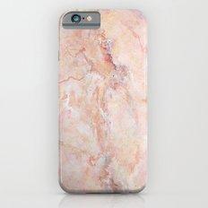 Pink Marble iPhone 6 Slim Case