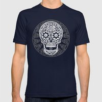 Diamo, Absolute Mens Fitted Tee Navy SMALL