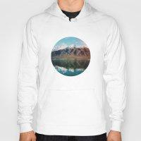New Zealand Glacier Landscape Hoody