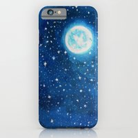 iPhone & iPod Case featuring Starry Night by maggs326